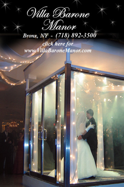 Villa Barone - Weddings, Sweet Sixteens, Banquets, Holiday Parties ...